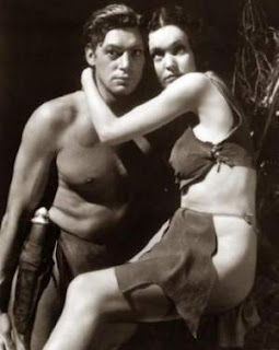 tarzan johnny_weissmuller_and_maureen_osul